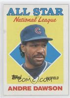 All Star - Andre Dawson