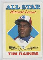 All Star - Tim Raines