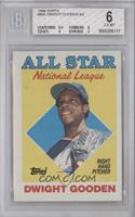 All Star - Dwight Gooden [BGS 6]