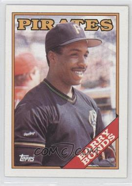 1988 Topps #450 - Barry Bonds
