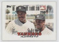 1987 Team Leaders - New York Yankees