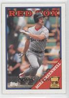 Topps All-Star Rookie - Mike Greenwell