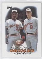 Eddie Murray, Cal Ripken Jr.