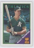 Topps All-Star Rookie - Mark McGwire