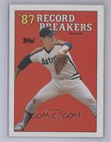 '87 Record Breakers - Nolan Ryan [Near Mint]