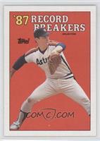 '87 Record Breakers - Nolan Ryan