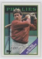 Mike Schmidt (Wrong Back: John Mitchell)