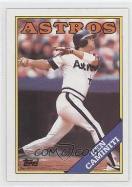 1988 Topps #64 - Ken Caminiti
