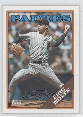 1988 Topps #694 - Eric Nolte