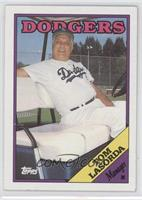 Manager - Tom Lasorda