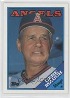 Manager - Gene Mauch