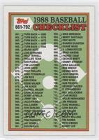 Checklist - 661-792