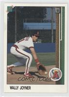 Wally Joyner (Hologram at top)