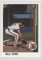 Wally Joyner (Small hologram at bottom)