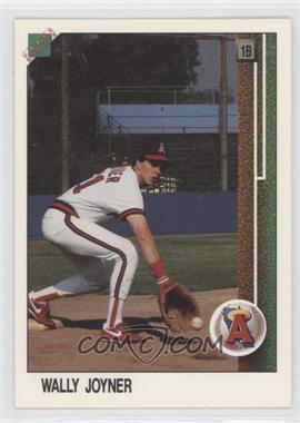 1988 Upper Deck Promos #700.1 - Wally Joyner