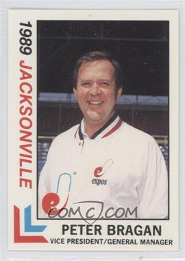 1989 Best Jacksonville Expos #23 - [Missing]