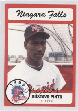 1989 Bill Pucko Niagara Falls Rapids #19 - Gustavo Pinto