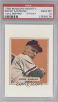 Richie Ashburn [PSA 10]