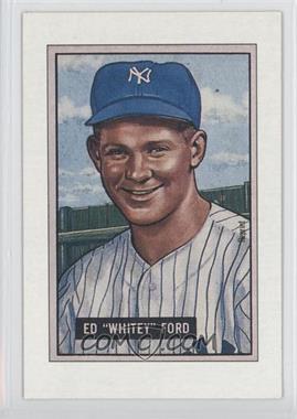 1989 Bowman Replicas #WHFO - Whitey Ford