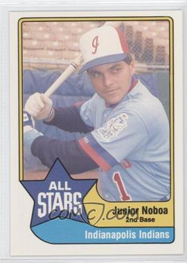 1989 CMC AAA All-Stars - [Base] #3 - Junior Noboa