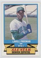 Lavell Freeman