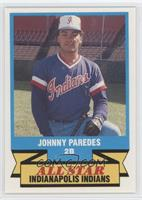 Johnny Paredes