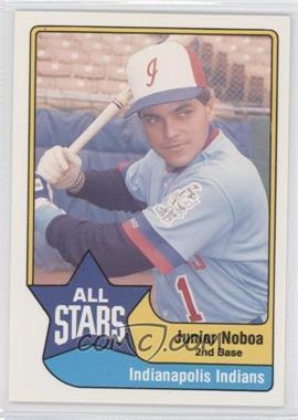 1989 CMC AAA All-Stars #3 - Junior Noboa