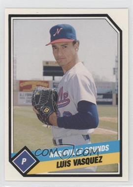 1989 CMC AAA #10 - Luis Vasquez