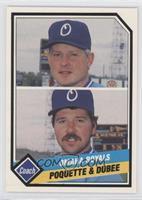 Tom Poquette, Rich Durning, Rick Dunnum