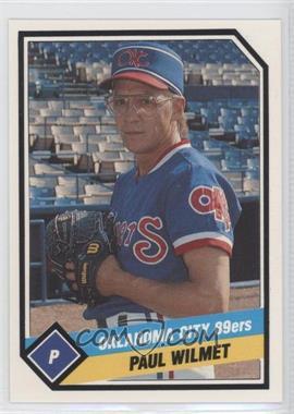 1989 CMC AAA #9 - Paul Wilmet