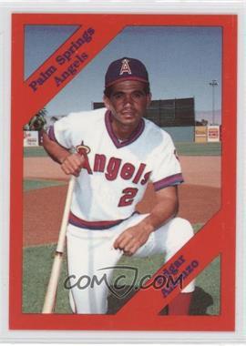 1989 California League #44 - Ed Alfonzo