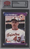 Curt Schilling [ENCASED]