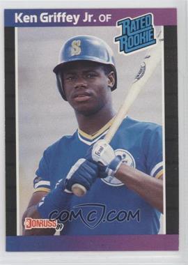 1989 Donruss #33 - Ken Griffey Jr.