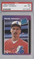 Randy Johnson [PSA8]
