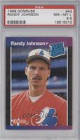 Randy Johnson [PSA 8.5]