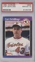 Curt Schilling [PSA10]