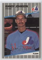 Randy Johnson (Box with Bubble on Billboard)
