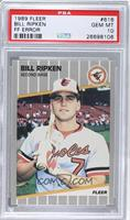 Bill Ripken (FF on Bat Knob) [PSA 10]
