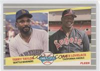 Terry Taylor, Vance Lovelace