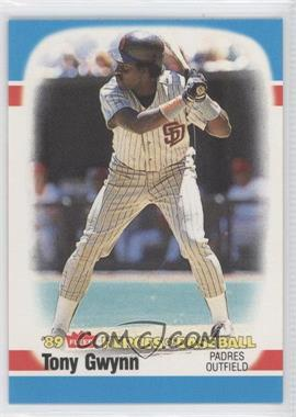 1989 Fleer Heroes of Baseball Box Set [Base] #20 - Tony Gwynn
