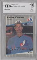 Randy Johnson (Partially Blacked Out Billboard) [ENCASED]