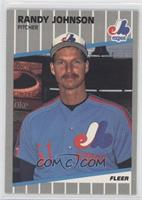 Randy Johnson (Partially Blacked Out Billboard)