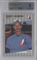 Randy Johnson (Marlboro Billboard Red Tint) [BGS 9]