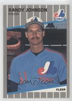 Randy Johnson Green Box on Billboard