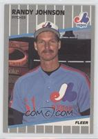Randy Johnson Box with Bubble on Billboard