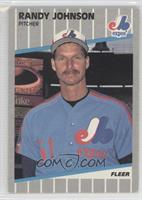 Randy Johnson Completely Blacked Out Billboard