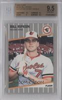 Bill Ripken (FF on Bat Knob) [BGS 9.5]