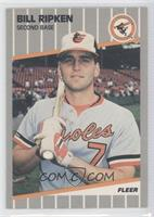 Bill Ripken (White Bat Knob)