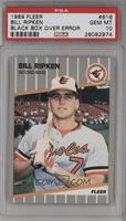 Bill Ripken (Black Box on Bat Knob) [PSA 10]