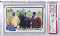 Jeff Pico, Greg Maddux, Paul Kilgus [PSA9]